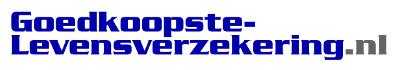 Logo goedkoopste-levensverzekering.nl